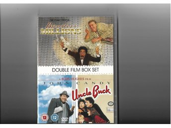 BREWSTERS MILLIONS / UNCLE BUCK - DVD