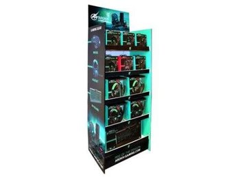 PORT Designs Arokh Gaming Floor Display Unit, 500021