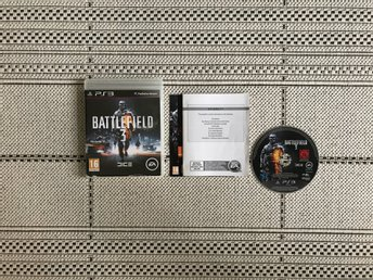 Battlefield 3 till Playstation 3, PS3, komplett