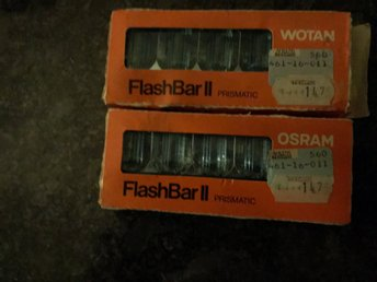 Flash Bar II Polaroid blixt