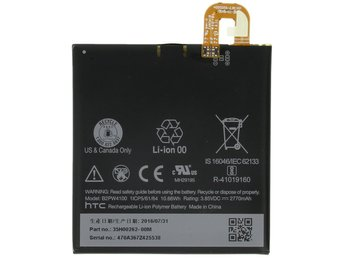 HTC Google Pixel Batteri - Original