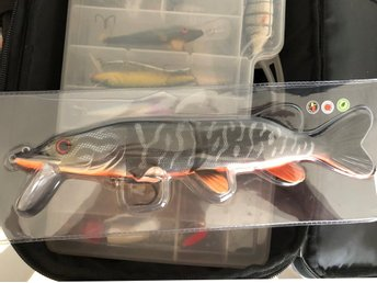 Westin Mike the pike 28cm 185 gr