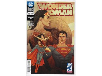 Wonder Woman 5th Series # 44 Variant Cover NM Ny Import