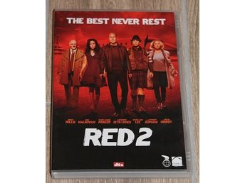 RED 2 (Bruce Willis, John Malkovich, Helen Mirren)