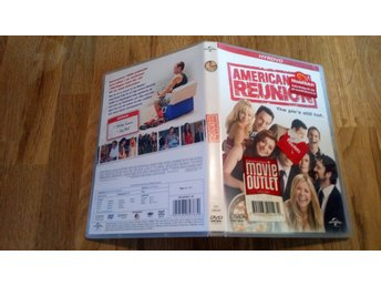American Pie: Reunion - DVD - Hyrex (Jason Biggs, Alyson Hannigan)