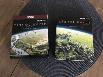 Planet Earth - Complete Series 5 disc HD DVD