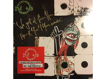A TRIBE CALLED QUEST -  WE GOT IT FROM HERE 2-LP + DOWNLOAD