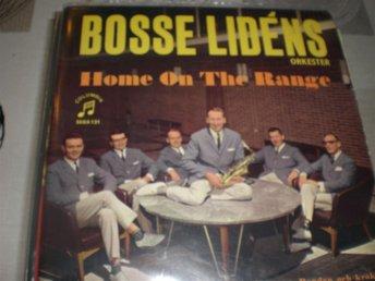 "BOSSE LIDENS "" HOME ON THE RANGE "" EP VG - åby - BOSSE LIDENS "" HOME ON THE RANGE "" EP VG - åby"