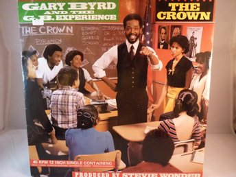 GARY BYRD & THE G.B EXPERIENCE-THE CROWN (MAXI SINGLE-VINYL)