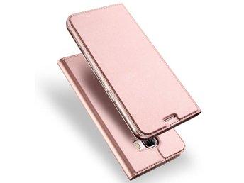 Dux Ducis Plånboksfodral till Samsung Galaxy A5 (2017) - Rose Gold - Norsborg - Dux Ducis Plånboksfodral till Samsung Galaxy A5 (2017) - Rose Gold - Norsborg