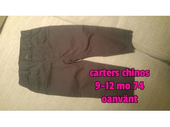 Carters chinos st 74