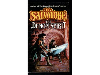 R.A. Salvatore - The demon spirit (På Eng)