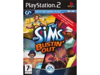 PS2 - Sims : Bustin Out (Beg)