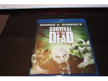 Blu-ray: Survival of the dead - George A. Romero