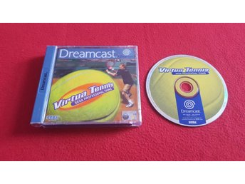 VIRTUA TENNIS till Sega Dreamcast