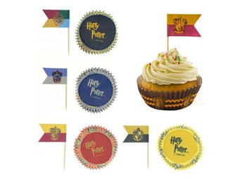 Harry Potter Cupcake-set