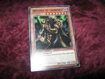 YU-GI-OH INVADER OF DARKNESS LCYW-EN251