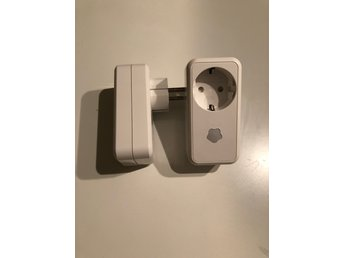 2 St Verisure smart plug