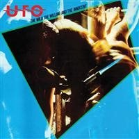 UFO: The wild The willing & The innocent 1981 (CD)