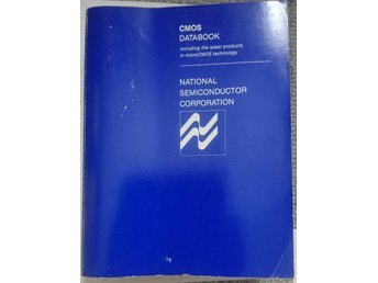 National Semiconductor CMOS Databook