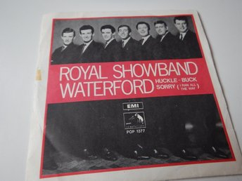 Royal Showband Waterford - Sorry ------   Swe orginal !!!