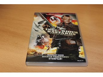 Dvd-film: The inglorious bastards (Bo Svensson, Fred Williamson)