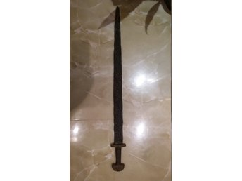 Viking sword IX - XIII AGE iron
