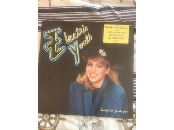 LP Skiva// Debbie  Gibson Electric Youth               FRAKTFRITT