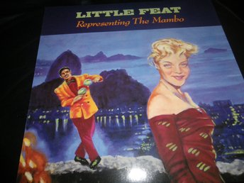 little feat representing the mambo lp