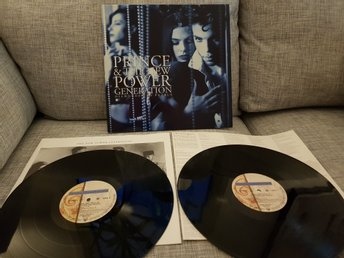 Prince & the new power generation - Diamonds and pearls 2xLP
