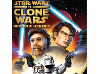 Star Wars The Clone Wars: Republic Heroes / PC-spel  <----