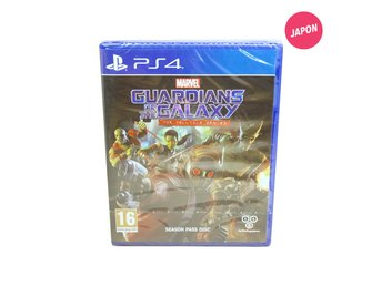Guardians of the Galaxy: The Telltale Series (NYTT / PS4)