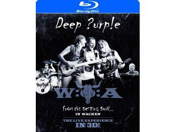 Deep Purple: From the setting sun... (In Wacken) (Blu-ray 3D)