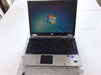 Hp Elitebook 6930p Intel Core2 vpro webkamera