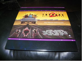 Tremors 2 Letterboxed edition - 1st Laserdisc