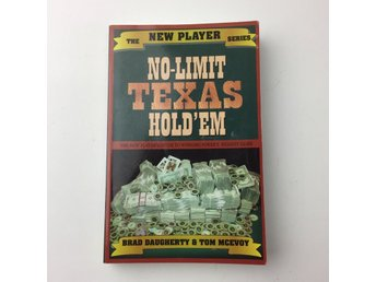 Bok, No-Limit Texas Hold'em, Brad Daugherty, Pocket, ISBN: 9781580421485