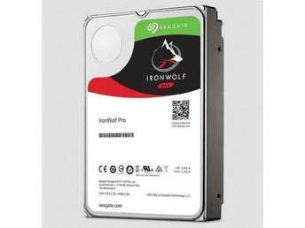 "Seagate IronWolf PRO NAS HDD 3,5"" 4TB, 128MB, 7200RPM"