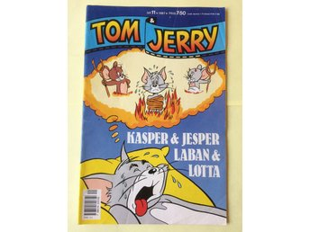 Tom & Jerry nr 11 från 1987