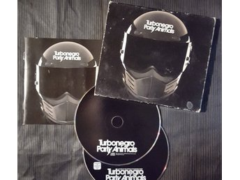 "TURBONEGRO "" PARTY ANIMALS"" CD + DVD ( Hellacopters )"