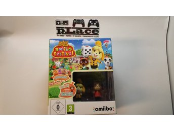 Animal Crossing: Amiibo Festival (incl. Amiibo + Cards) Wii U