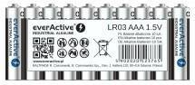 Batterier AAA Everactive industrial alkline 10 pack