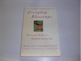 Everyday Blessings - Inner work of mindful parenting