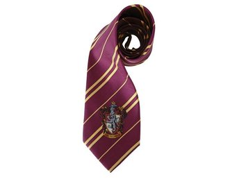 Harry Potter Tie - Necktie - Gyffindor Purple slips
