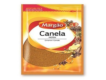 Delicious Portuguese Ground Cinnamon Refill - Margao (8x45g)