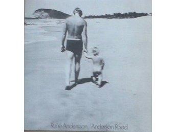 Rune Andersson titel* Anderson Road* Sweden LP NM- - Hägersten - Rune Andersson titel* Anderson Road* Sweden LP NM- - Hägersten