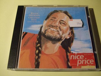 Willie Nelson's Greates Hits (& Some That Will Be) - 1981 - CD