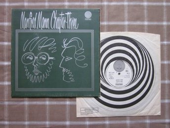 MANFRED MAN CHAPTER THREE - S/T, 1969 UK, VERTIGO SWIRL!!!