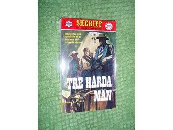 Brian Garfield - Tre hårda män /Sheriff 110 - Norsjö - Brian Garfield - Tre hårda män /Sheriff 110 - Norsjö