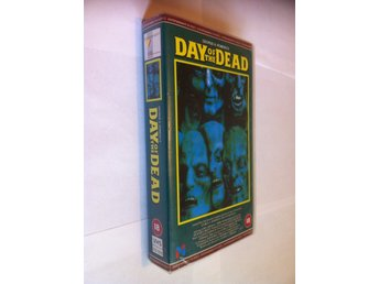 VHS: George A. Romero's Day of the Dead