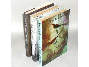 3 Böcker: Glasfåglarna & Mosippan & Nancy - Del 1-2-3 : Johansson Elsie - Hok - 3 Böcker: Glasfåglarna & Mosippan & Nancy - Del 1-2-3 : Johansson Elsie - Hok